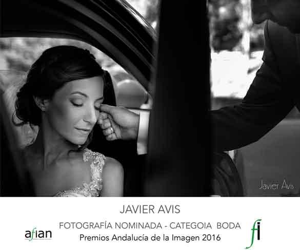 Javier Avis fotógrafo premios Andalucía de la Imagen 2016